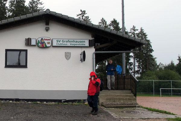 Clubhaus SV Grafenhausen