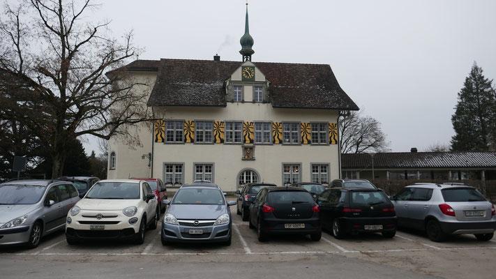 KTV-893: Vortrag Chlee im alten Schützenhaus