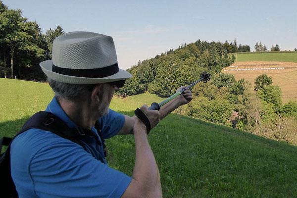 Scharfschütze Pegel