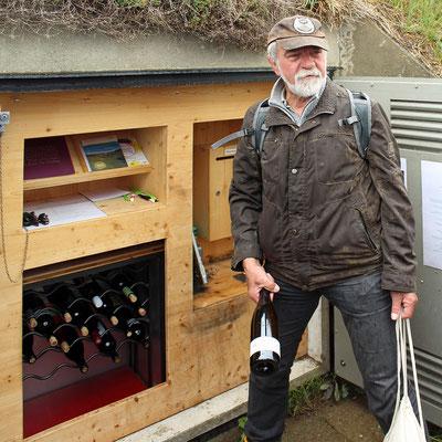 Weinweg Weinfelden:  Weinsafe, Vampir