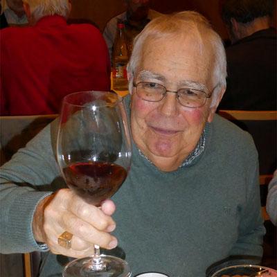 Jubilar Chnopf 75 Jahre