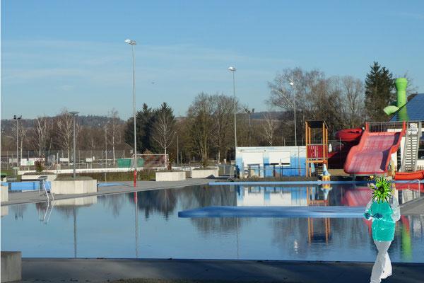 Dielsdorf, Sportanlagen Hirslen