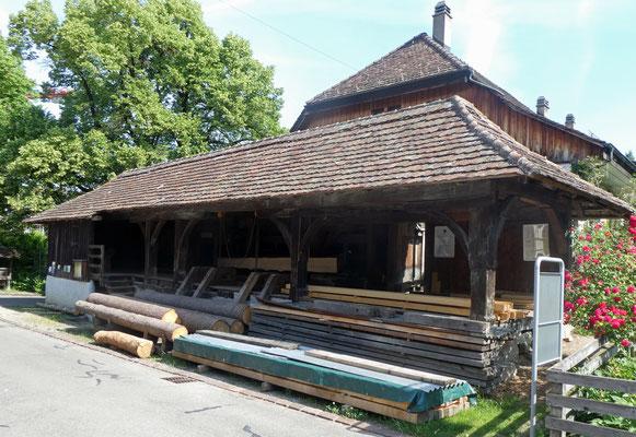 Sagi Reismühle Hegi