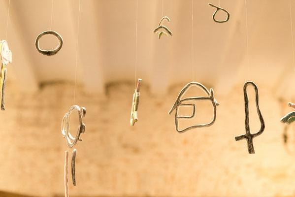 Dibujo libre - Instalación cerámica