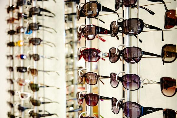 Aktuelle Sonnebrillen- Trends