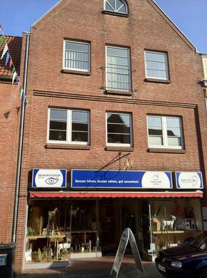 unser Geschäft in Bad Oldesloe