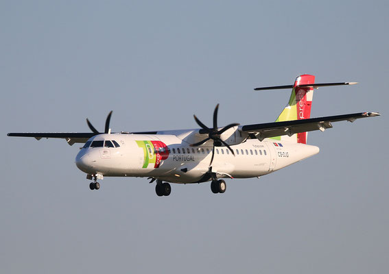 "ATR 72-212A (600) "" CS-DJG ""  TAP Express -4"