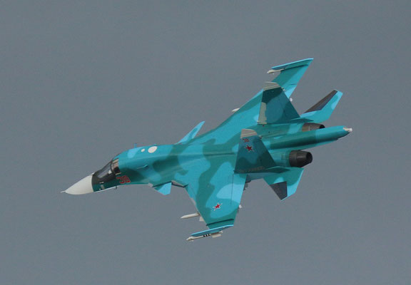"SU 34 "" 38 ""  Russian Air Force -6"