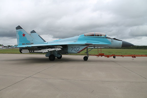 "MiG 35  "" 702 ""  Russian Air Force -3"