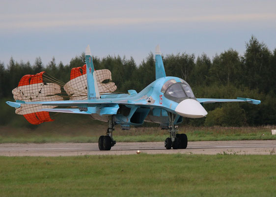 "SU 34 "" 15 ""  RF-95848   Russian Air Force -5"
