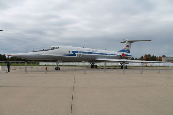 "TU 134UBL "" 17 ""   RF-93949  Russian Air Force -3"