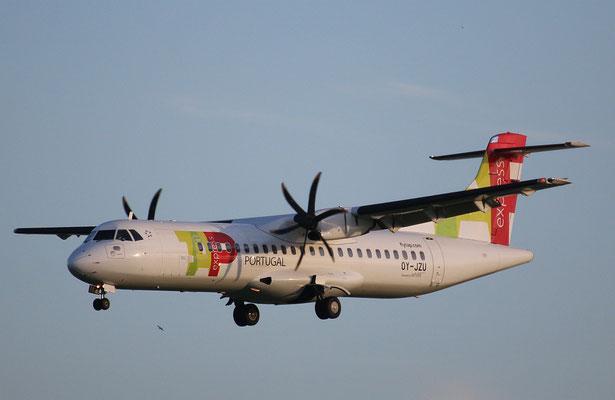 "ATR 72-212A (500) "" OY-JZU ""  TAP Express -2"