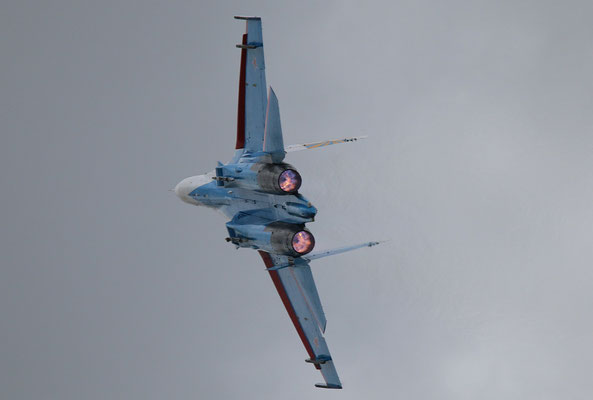 "SU 27P  "" 02 ""  Russian Knights / Russian Air Force -2"