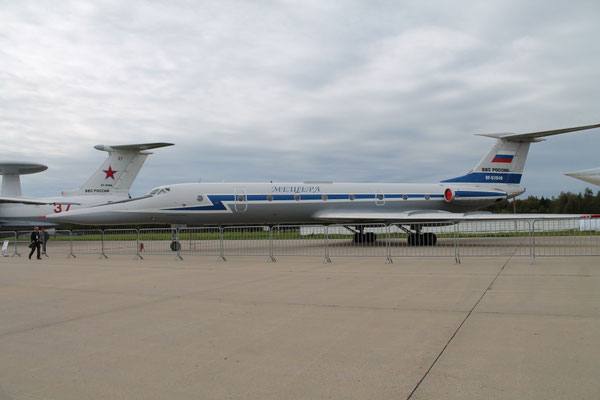 "TU 134UBL "" 17 ""   RF-93949  Russian Air Force -2"
