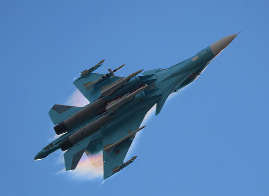 "SU 34 "" 38 ""  Russian Air Force -3"