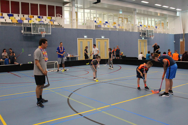 fc quicksticks floorbal Veenendaal 25