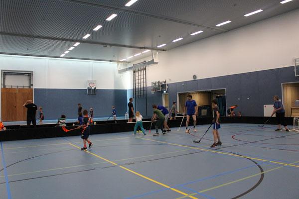 fc quicksticks floorbal Veenendaal 45