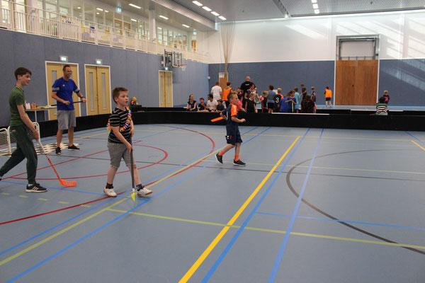 fc quicksticks floorbal Veenendaal 40