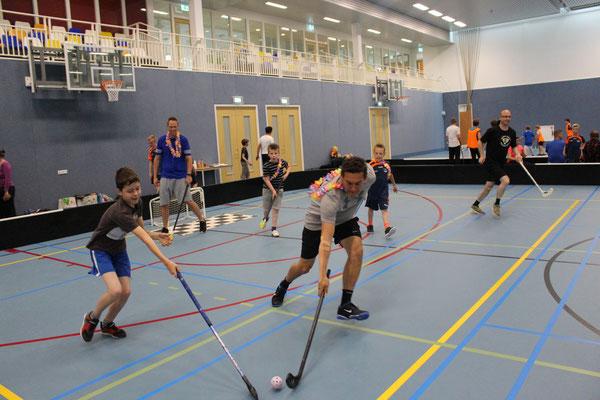 fc quicksticks floorbal Veenendaal 34
