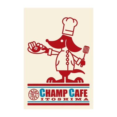 CHAMP CAFE ITOSHIMA 様 (2018.11)