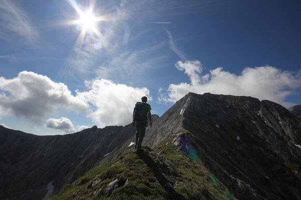 Schaufelspitze-Bettlerkarspitze