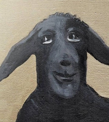 IKONE, 2016, 15x15 cm