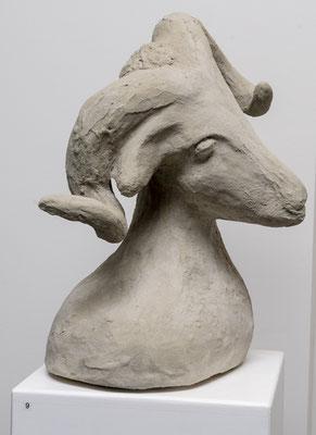 """#gartenskulptur #betonskulptur """"Melody"""", 2020, ca. 47 cm hoch"""