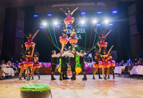Hollaria Showtanz - Kongresshalle 2017