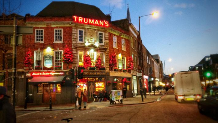 Truman's in London