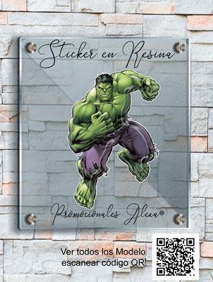 Sticker en resina, sticker personalizados, sticker animados, sticker con contorno, calcomanías en resina, calcomanías en 3d