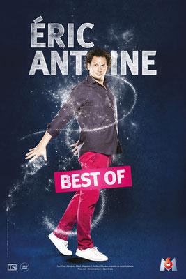 uterpe Promotion & TS3 présentent   ERIC ANTOINE BEST OF   Eric Antoine sera en tournée en France, Belgique et Suisse à partir du 11 janvier 2019 et présentera un « BEST OF » de ses meilleures illusions avec   toujours autant d'humour et de folie.  DIMANC