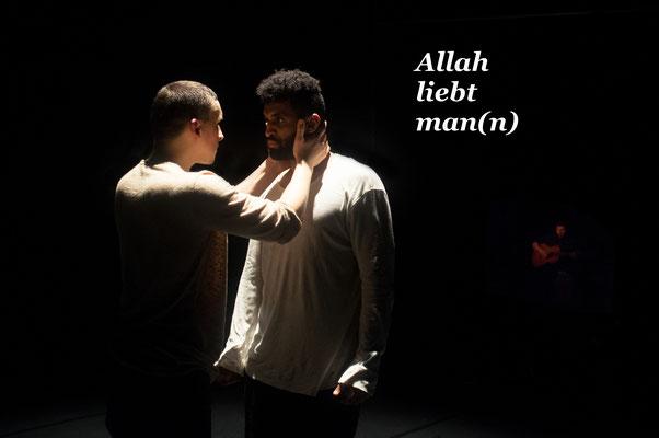 Allah liebt man(n)