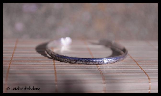 1. Bracelet griffé, Argent 925, 59 euros