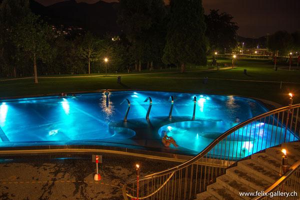 Erlebnisbad Seefeld Park Sarnen