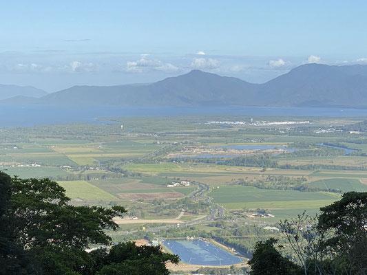 tolle Strasse von Kuranda nach Cairns