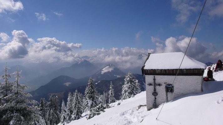 Gipfelkapelle