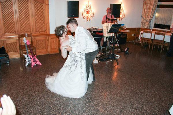Hochzeit von Stefanie und Marcel