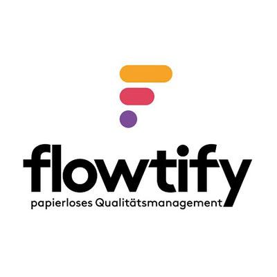 Flowtify - Logo