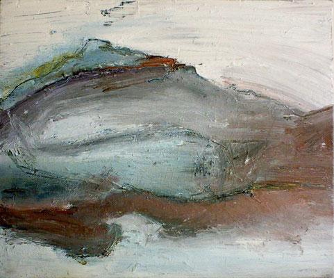 Sicillicite - 41 x 33 - Huile sur toile - 2003