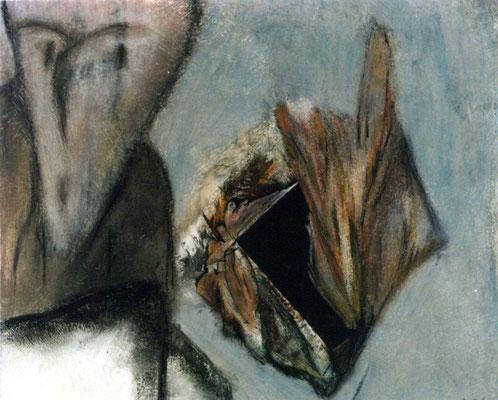 Sans titre - 35 x 29 - Mixte sur papier - 1984