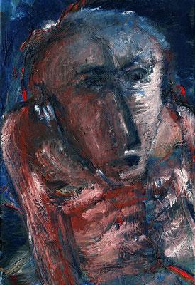 La Venus de Milosevich - 24 x 35 - Huile sur toile - 2003