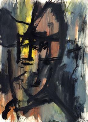 Sans titre - 21 x 29 - Encre sur papier - 1992