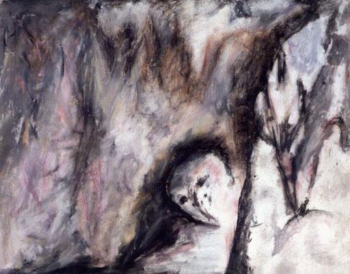 Sans titre - 65 x 50 - Mixte sur papier - 1984