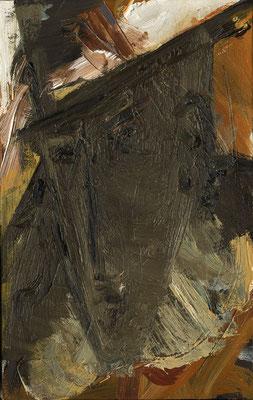 Sans titre - 22 x 35 - Huile sur toile - 2003
