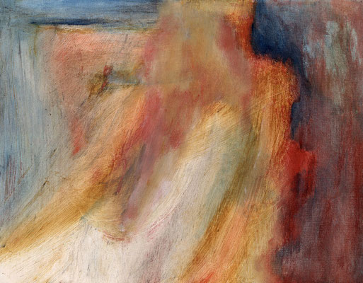 Sans titre - 65 x 50 - Acrylique sur toile - 1995