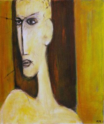 Sans titre - Acrylique sur toile - 2006