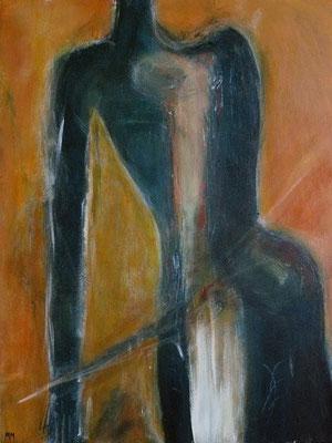 Excentrique - Kill Tarantino - 46 x 61 - Acrylique sur toile - 2005