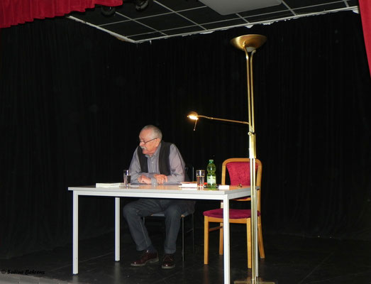 2017 - Im Tschechow-Theater ... Foto: Sabine Behrens