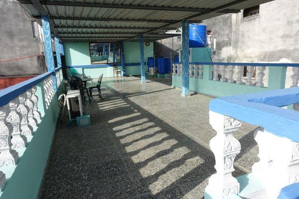Dance terrace