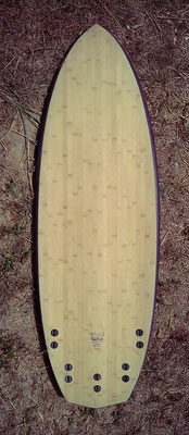 #136 Deep Purple 5'5""